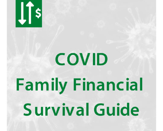 COVID Family Financial Survival Guide cover image
