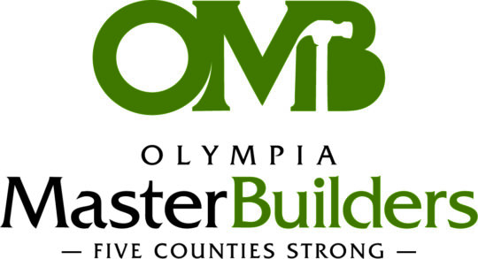 Olympia Master Builders Logo