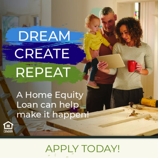 Home Equity Loan Ad