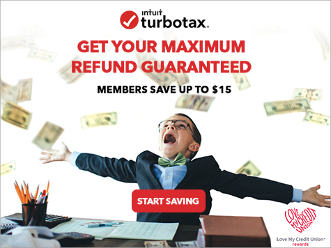 Turbo Tax ad with small boy happy