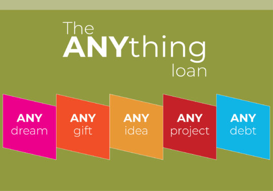 Anything Loan graphic