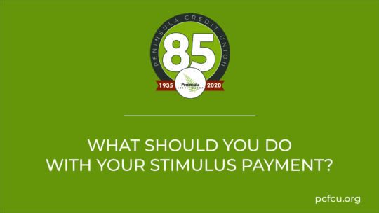 Stimulus Payment Tips