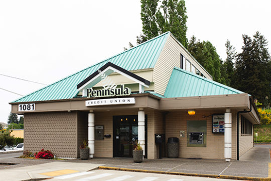 Port Orchard branch exterior