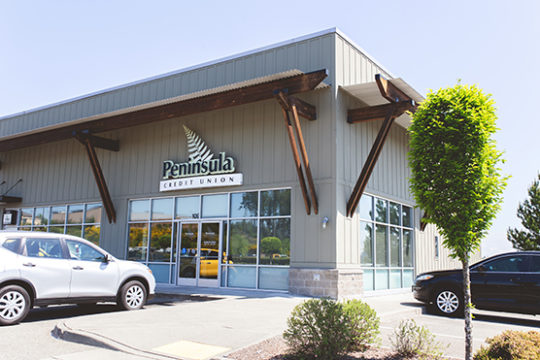 Poulsbo branch exterior